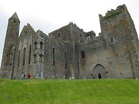 Rock of Cashel. Ireland by Patrick Ronan