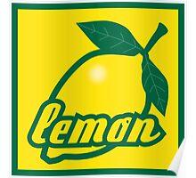 lemon II Poster