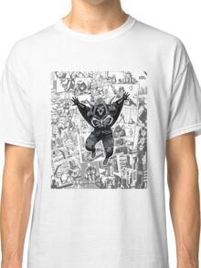 From Above Comic Classic T-Shirt