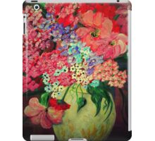 Fanciful Flowers iPad Case/Skin