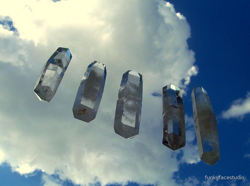 Crystal clear by funkyfacestudio
