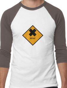 IRRITANT Men's Baseball ¾ T-Shirt