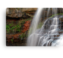 The Falls Of Brandywine Canvas Print