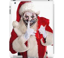 Twisty Claus iPad Case/Skin