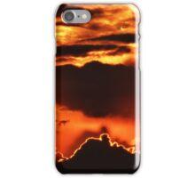 Striking Sunset iPhone Case/Skin
