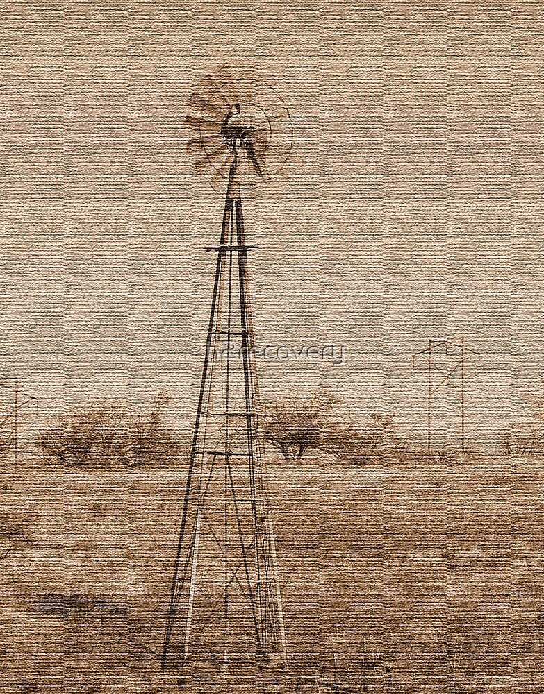 Windmill by h2recovery