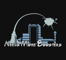 Needs More Boosters Baby Tee