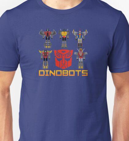 Transformers Dinobots Unisex T-Shirt