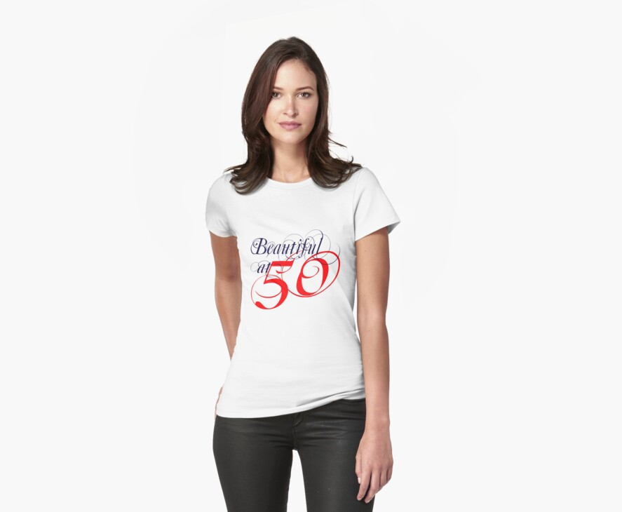 beautiful at 50 by Derivatix