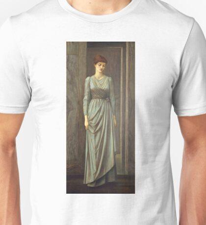 Edward Burne-Jones - Lady Windsor Unisex T-Shirt