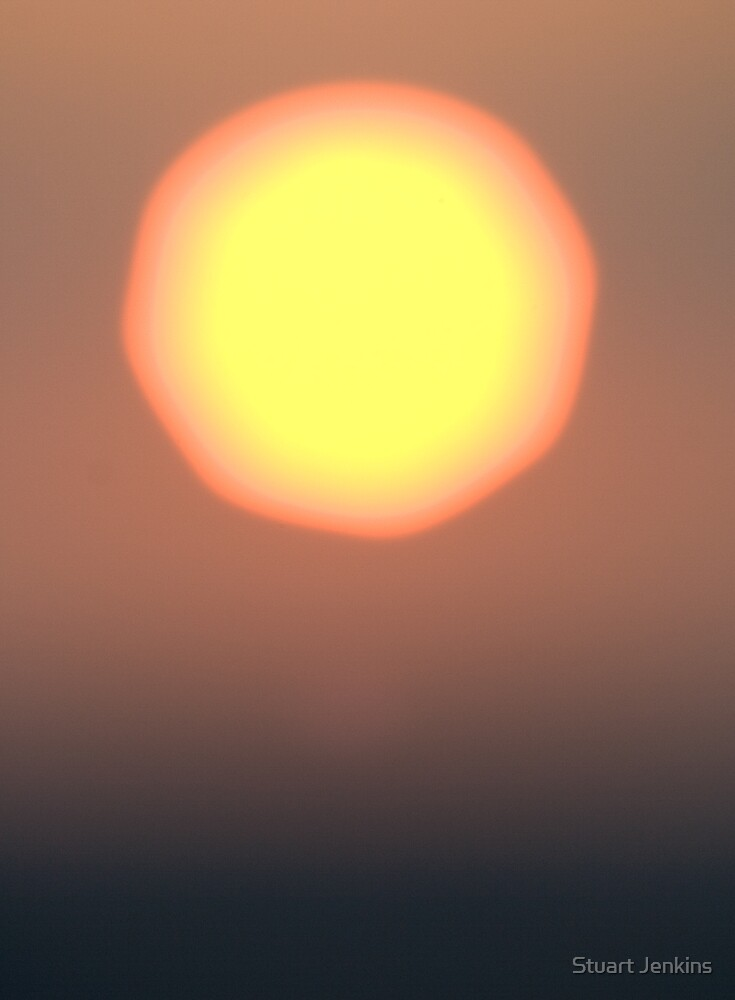 Blazing Sun by Stuart Jenkins