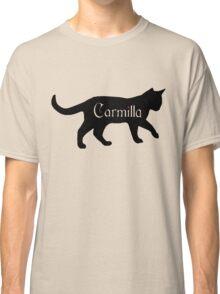 Carmilla the Cat Classic T-Shirt