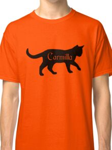 Carmilla the Cat Classic T-Shirt