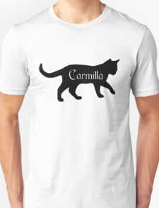 Carmilla the Cat Unisex T-Shirt