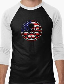 Hail Hydra Men's Baseball ¾ T-Shirt