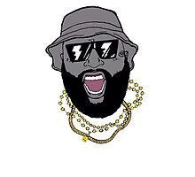 Rick Ross by katiezhangg