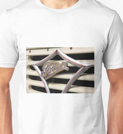 Foden Truck Badge Unisex T-Shirt