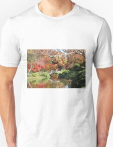 Fall in the Japanese Gardens T-Shirt