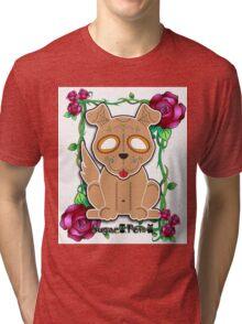 Sugar Puppy  Tri-blend T-Shirt