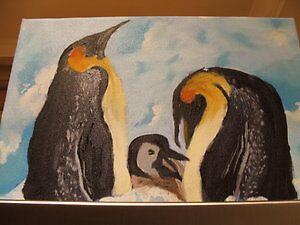 Penguins by Saavvvyyyy