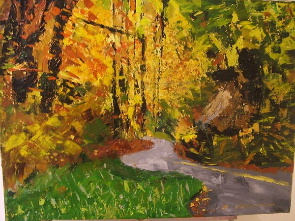 Winding Road by Saavvvyyyy