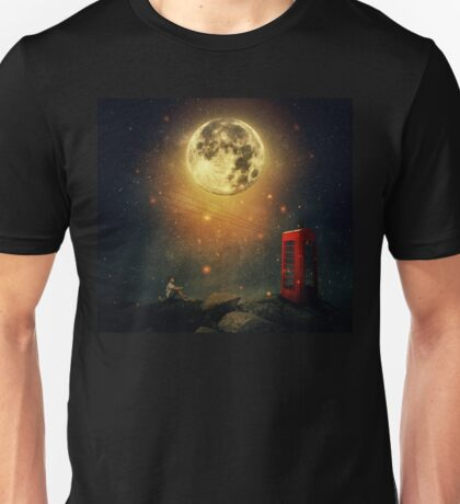 The Cosmic Call Unisex T-Shirt