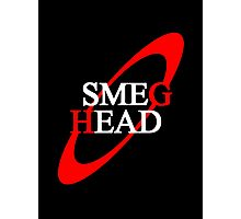 Smeg Head Photographic Print