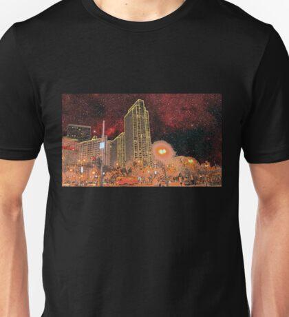 Starry Night - San Francisco Unisex T-Shirt