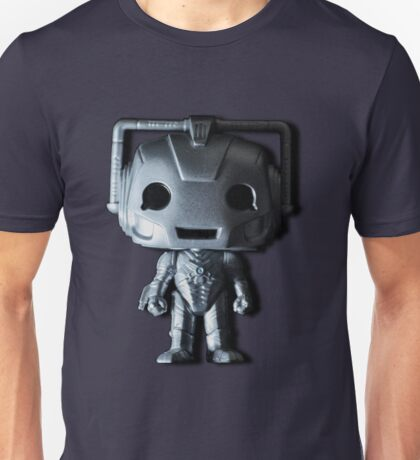 Terrifying Cyberman Unisex T-Shirt