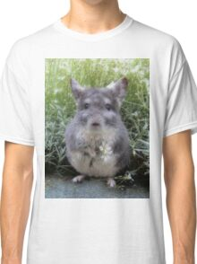 Romantic Chinchilla Classic T-Shirt