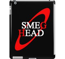 Smeg Head iPad Case/Skin