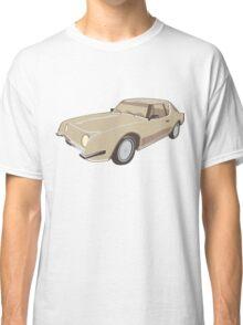 Gold Studebaker Avanti illustration Classic T-Shirt