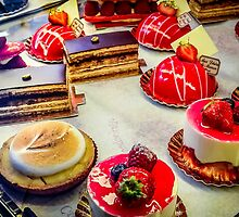 Paris Sweets by Russell Charters