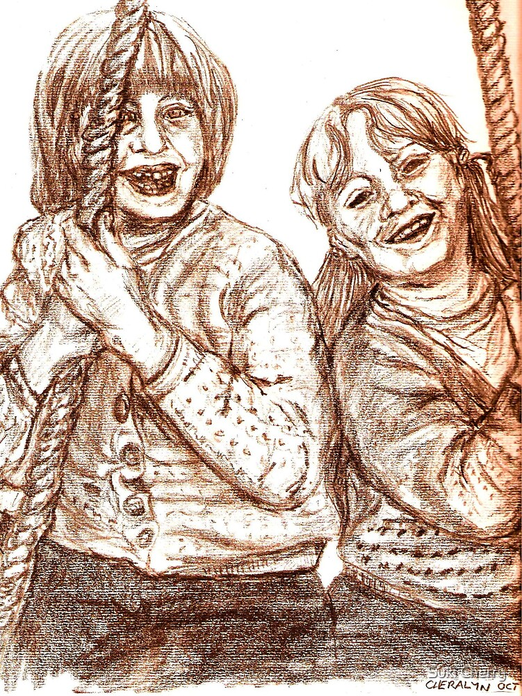 Sisters by Suki Cherry