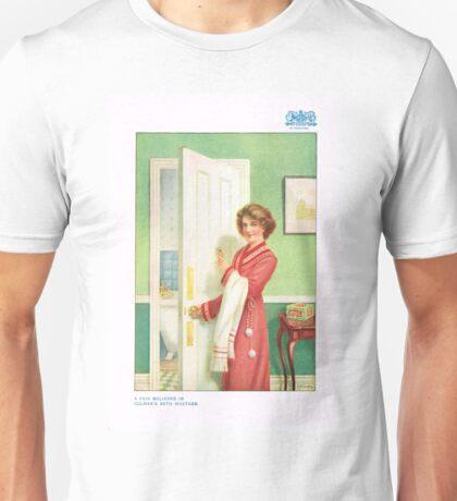Colman's Bath Mustard advert 1915 Unisex T-Shirt