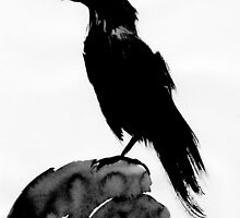 Quoth The Raven by geofflong