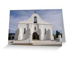 The Church Greeting Card