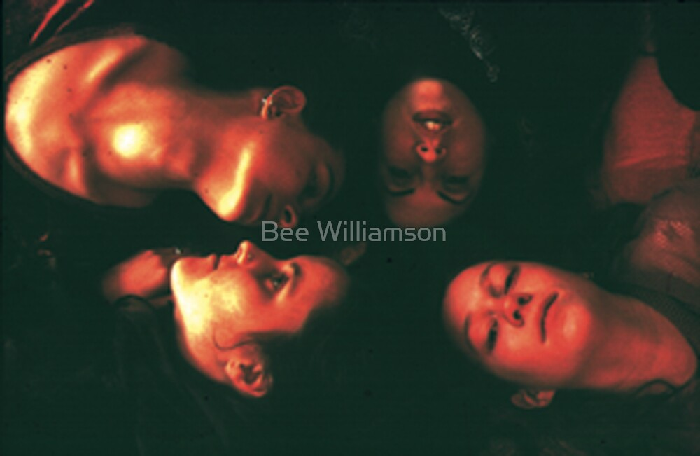 Woman Friends by Bee Williamson