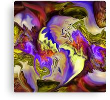 Somewhere- Abstract ART+Product Design Canvas Print