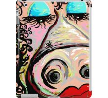 Lipstick on a Pig iPad Case/Skin