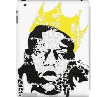 Notorious B.I.G - The HipHop Show iPad Case/Skin
