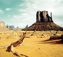 Monument Valley by joolz