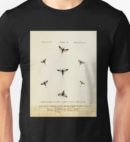 Jacob Hübner's papilio 1841 007 Unisex T-Shirt