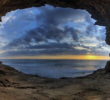 Cave Pan by Robert Mullner