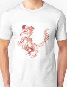 Christmas Velociraptor T-Shirt