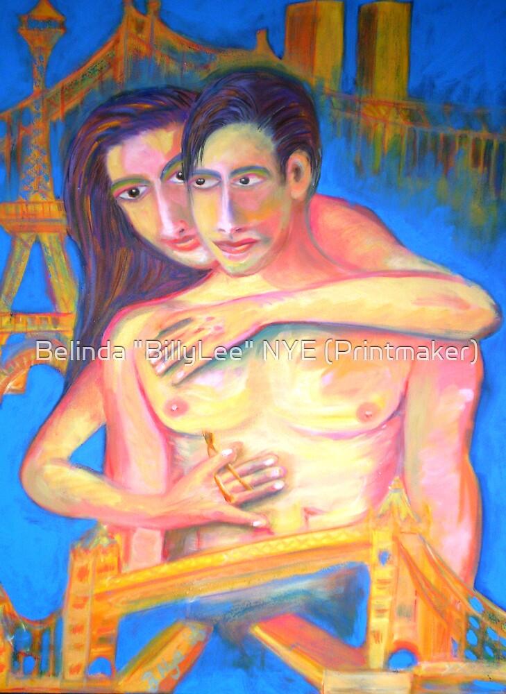 """Make a Wish ....forever together.... by Belinda """"BillyLee"""" NYE (Printmaker)"""
