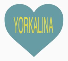Yorkalina Heart Kids Clothes