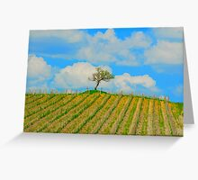 Montepulciano, Italy Greeting Card