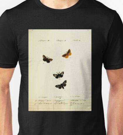 Jacob Hübner's papilio 1841 055 Unisex T-Shirt
