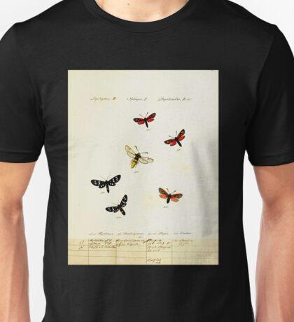 Jacob Hübner's papilio 1841 020 Unisex T-Shirt